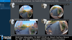 Adjustable Tilt BMT-70T45 vs Bosch Surface Mount 180-360° - 3