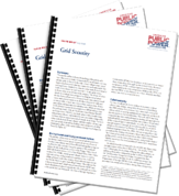 Advancing Electric Utility Security white paper image