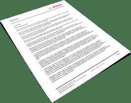 Alarm over IP White Paper