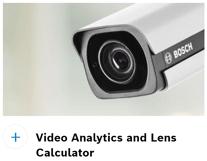 Analytics and Lens Calculator Tool image