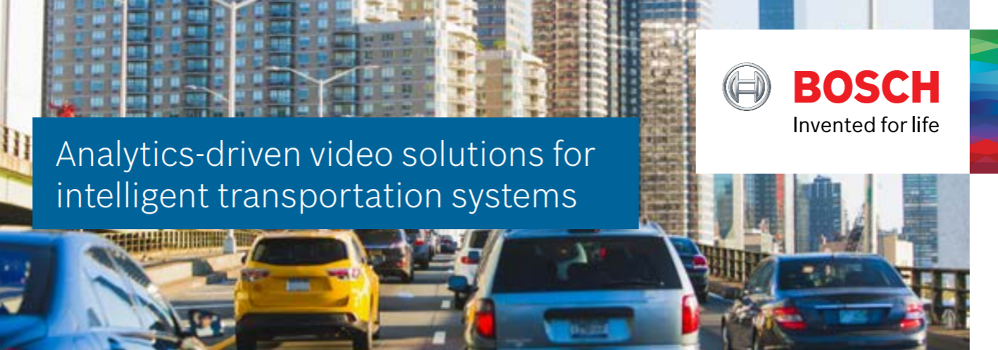 Analytics-driven Video for Intelligent Transportation Systems image