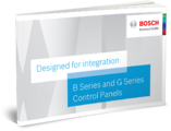 B Series and G Series Designed for Integration brochure cover