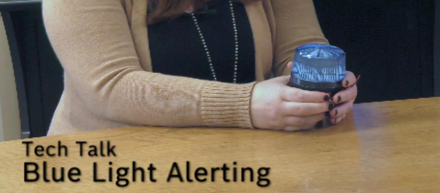 Blue Light Alerting video image 3-1
