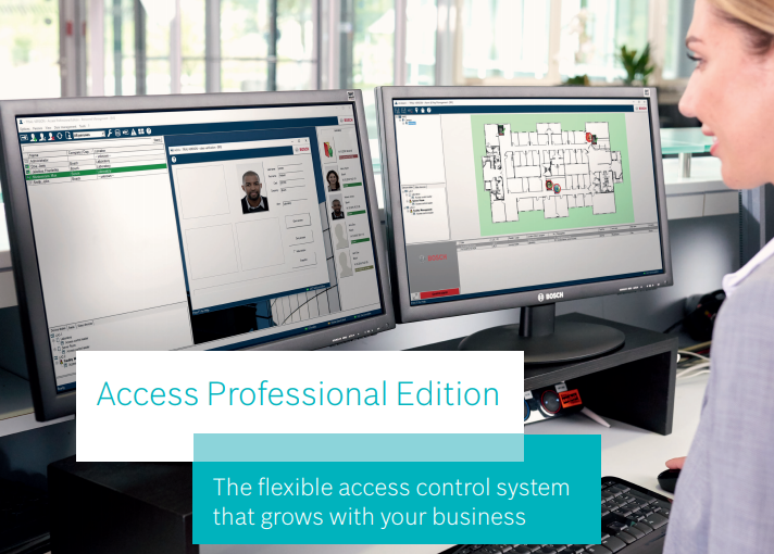 Bosch Access Professional Edition Image