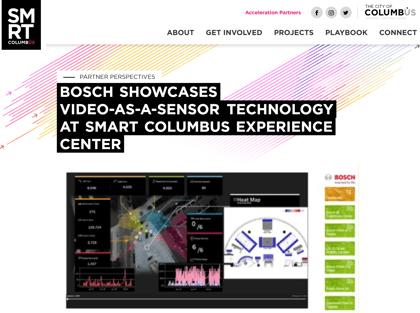 Bosch Analytics Columbus Center article image