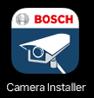 Bosch Camera INstaller App icon