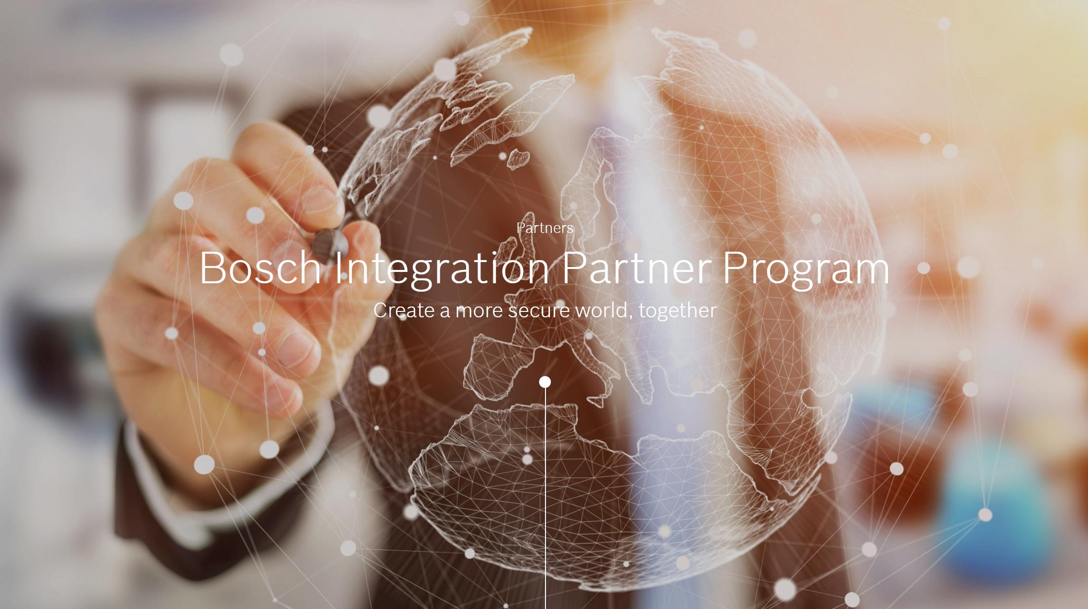 Bosch IPP portal image
