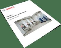 Bosch ISN-SM Seismic Detector application guide image
