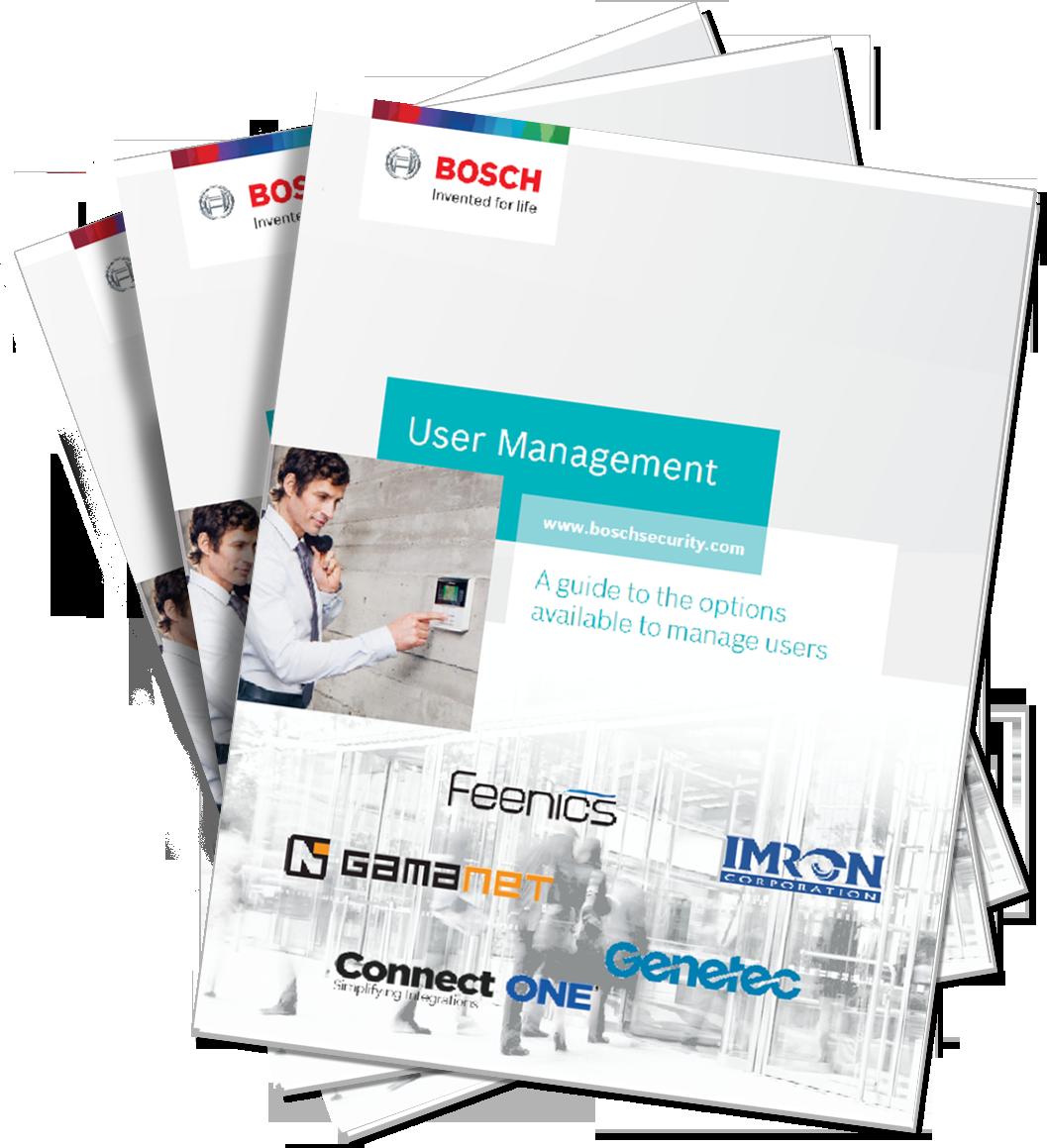 Bosch Intrusion Detection User Management Guide magazinelayingstack