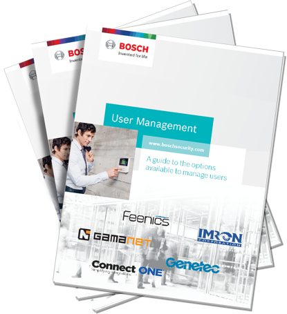 Bosch Intrusion Detection User Management Guide magazinelayingstack