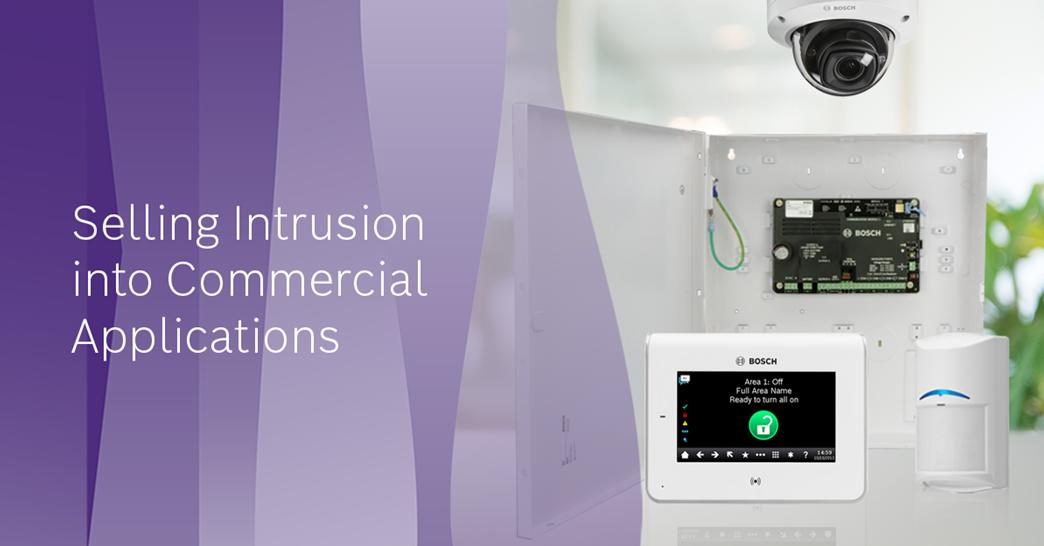 Bosch Intrusion and Inovonics Image