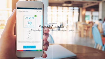 Bosch Project Assistant web image
