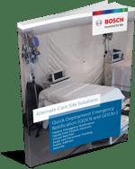 Bosch Quick Deployment Emergency Notification Solutions QDEN v3 Brochure - Booklet image