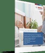 Bosch Skilled Nursing Isolation Solutions QDEN Brochure - magazine
