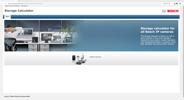 Bosch Storage Calculator screenshot 1