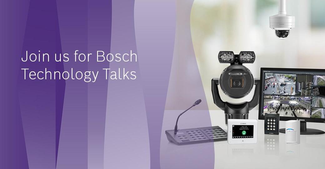 Bosch Tech Talks image