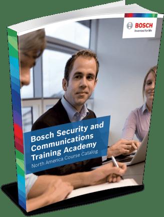 Bosch Training Academy Course Catalog 6-2018 paperbackbookstanding