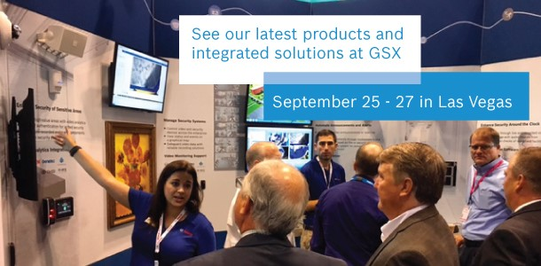 Bosch at GSX image