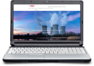 Bosch power generation web portal