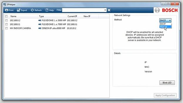 Free IP Camera Tool Makes Network Settings Simpler