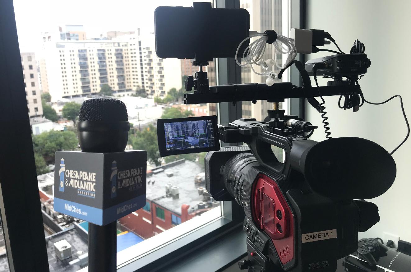 Camera Gear Rig