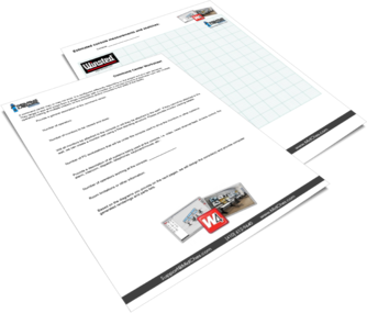 Using the Command Center Worksheet: Site Survey