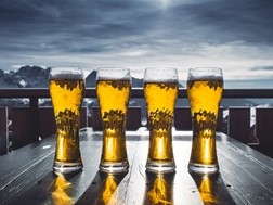 Commend Beer Image
