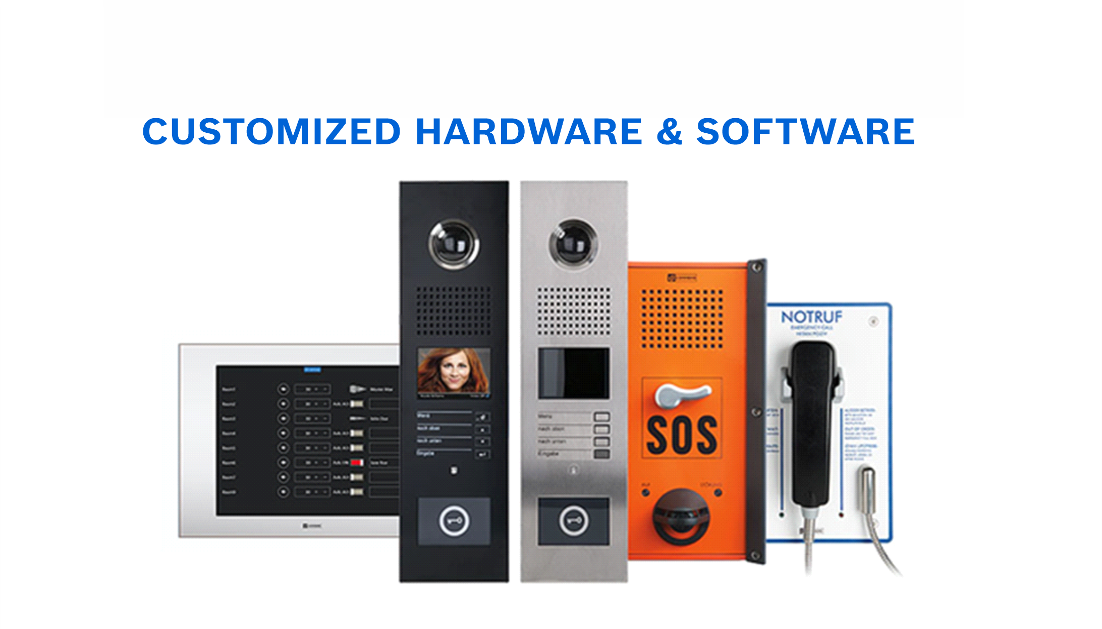 Commend Customized Solutions image