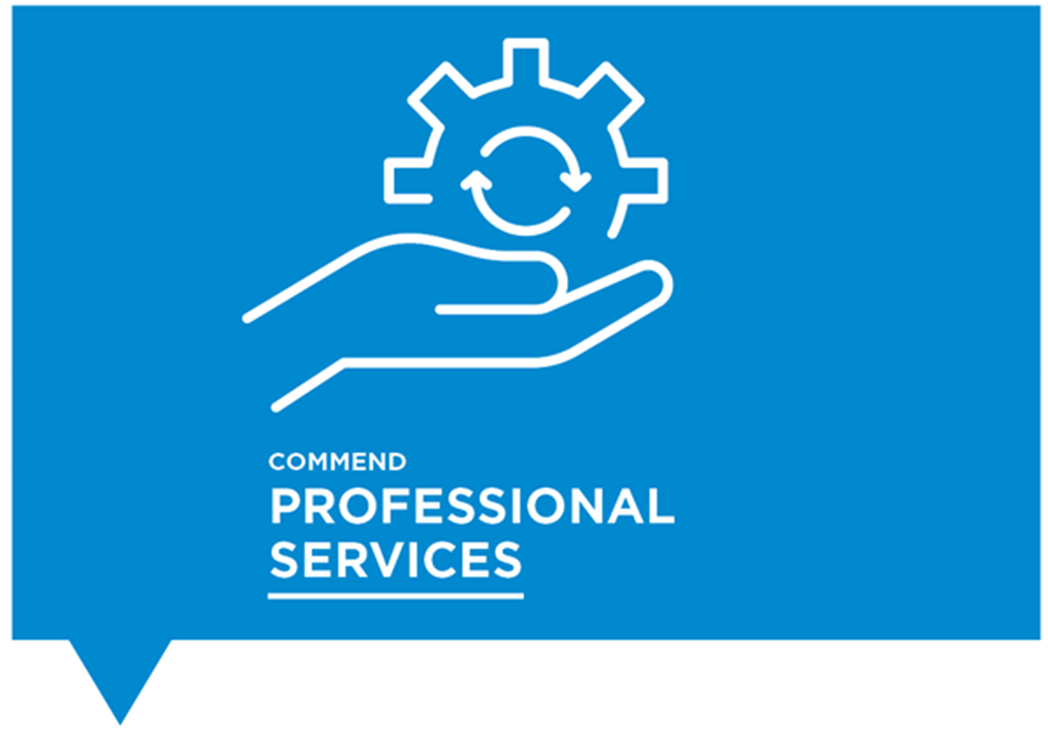 Commend Professional Services image
