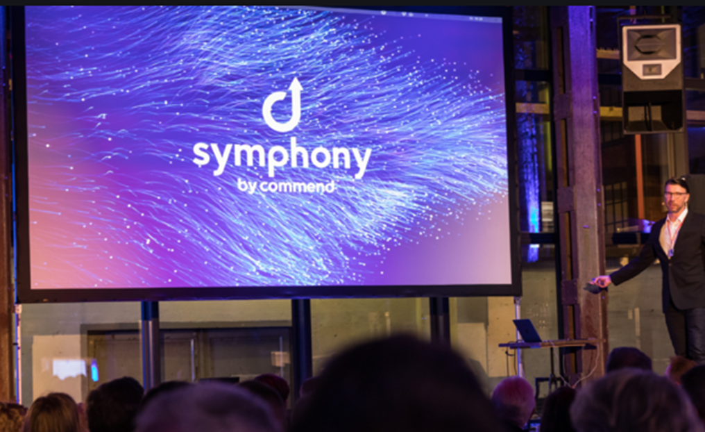Commend Symphony Launch Event image
