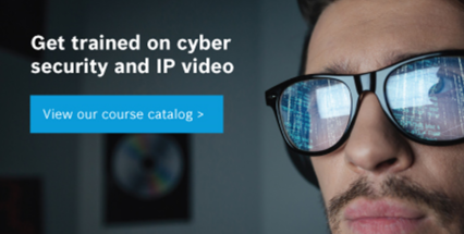 Cyber security class image