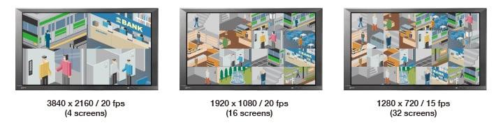 EIZO DuraVision DX0211-IP diagram 4