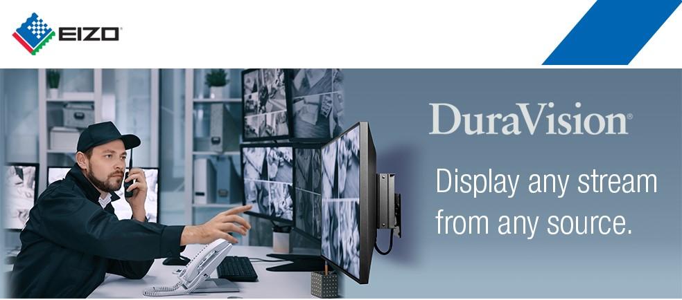 EIZO Duravision banner image