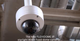 FLEXIDOME 8000i video thumbnail
