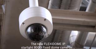 FLEXIDOME 8000i video thumbnail