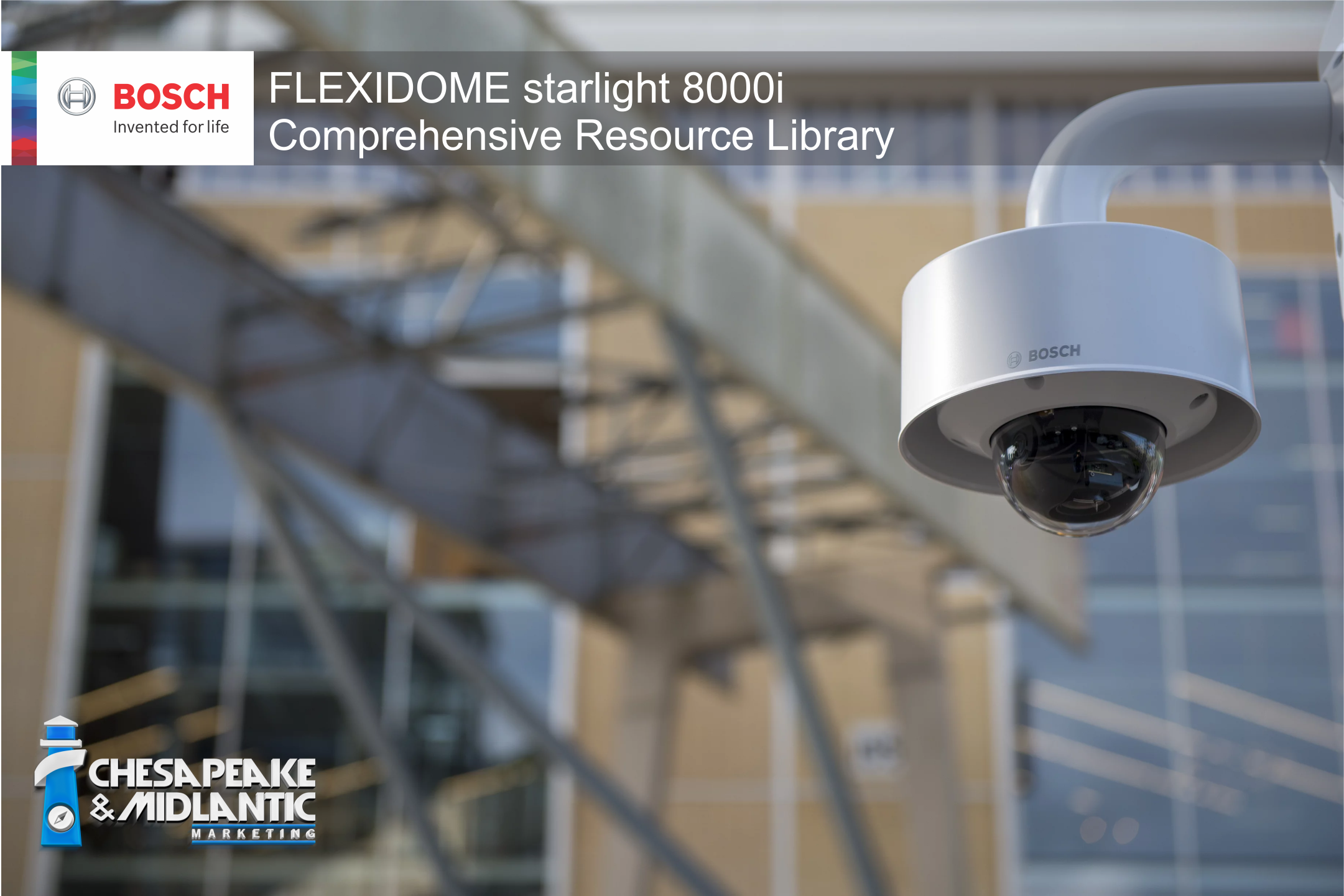 FLEXIDOME starlight 8000i comprehensive resources image