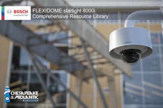 FLEXIDOME starlight 8000i comprehensive resources image