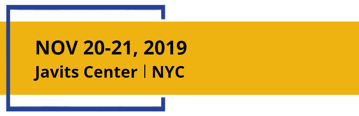 ISC East 2019 dates