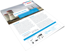 Integrated solutions for energy and utility sites - case study image