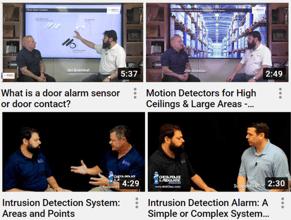 Intrusion Detection Basics collage