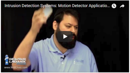 Intrusion Detection System  Motion Detector Applications