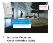 Intrusion Detector Selection Guide download tab-1