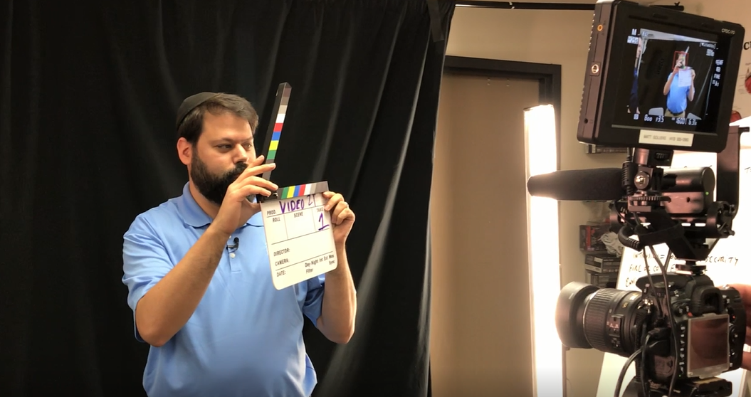 Intrusion Video Shoot 10-2017 - Its a Wrap thumbnail 2-1