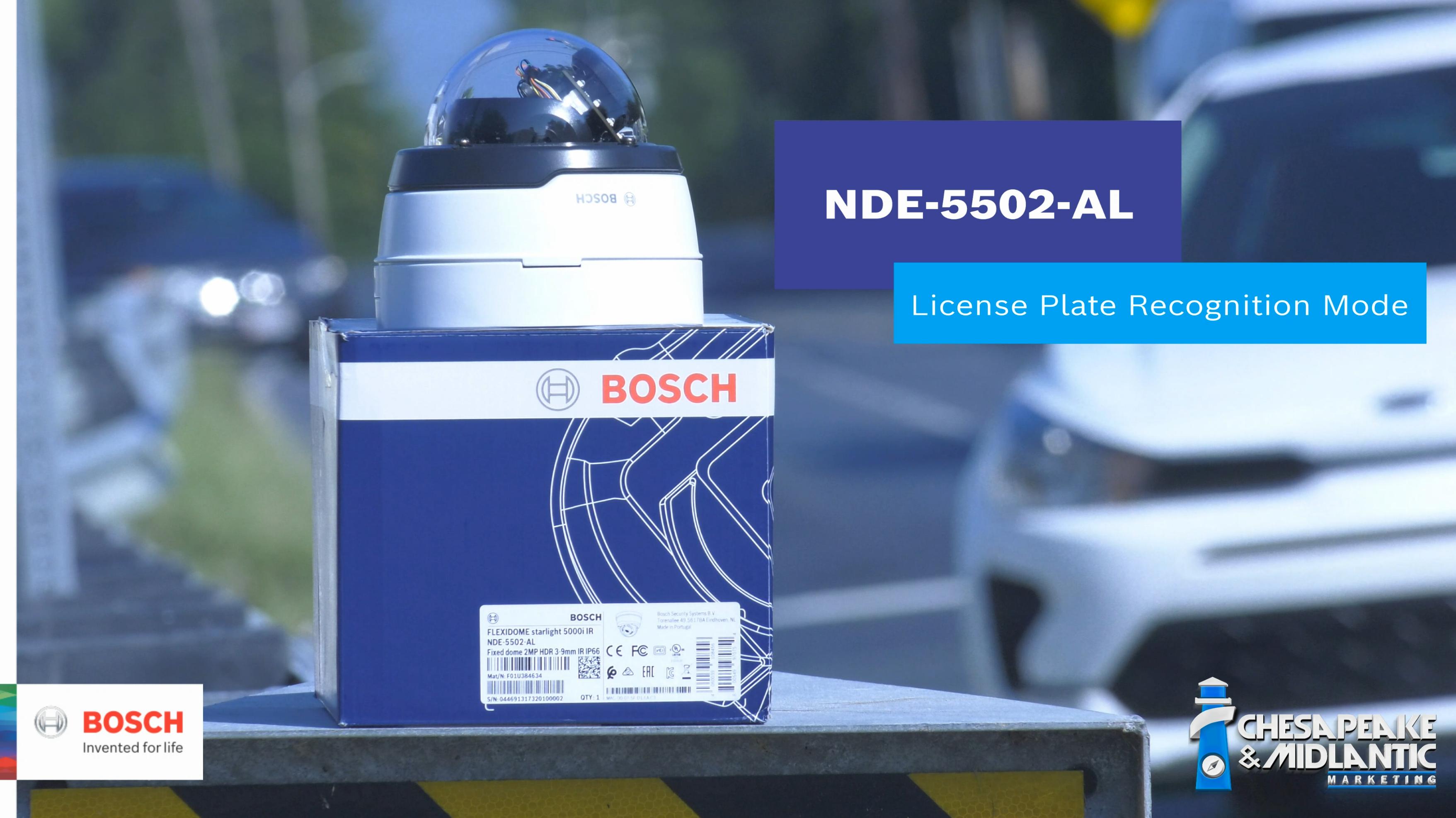 NDE-5502-AL LPR Mode thumbnail 1