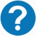 Question Mark Blue Transparent Circle.png