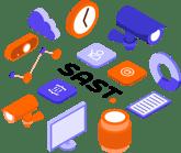 SAST Platform Ecosystem graphic