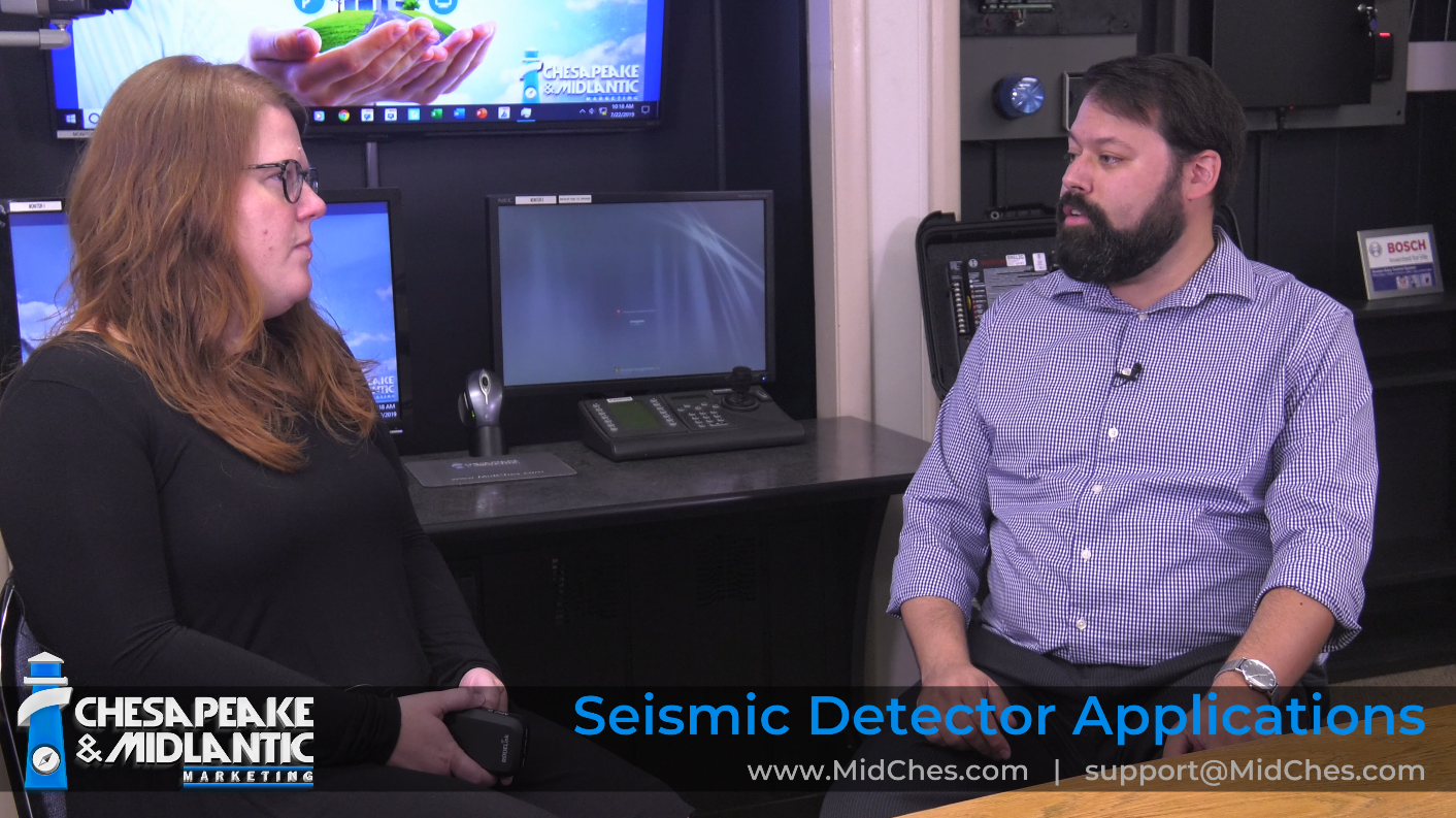 Seismic detector interview video thumbnail 2