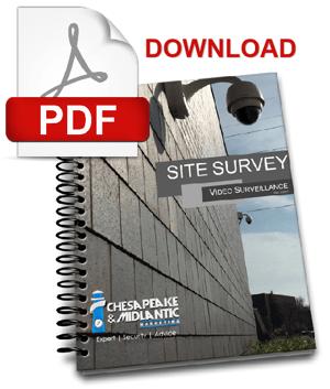 Site Survey - Video Surveillance DOWNLOAD PDF image