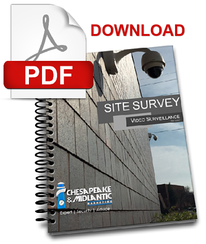 Site Survey - Video Surveillance DOWNLOAD PDF image