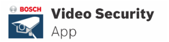 Video Security App banner logo